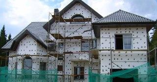 Фасадные работы Уфа цена от 262 руб. м2